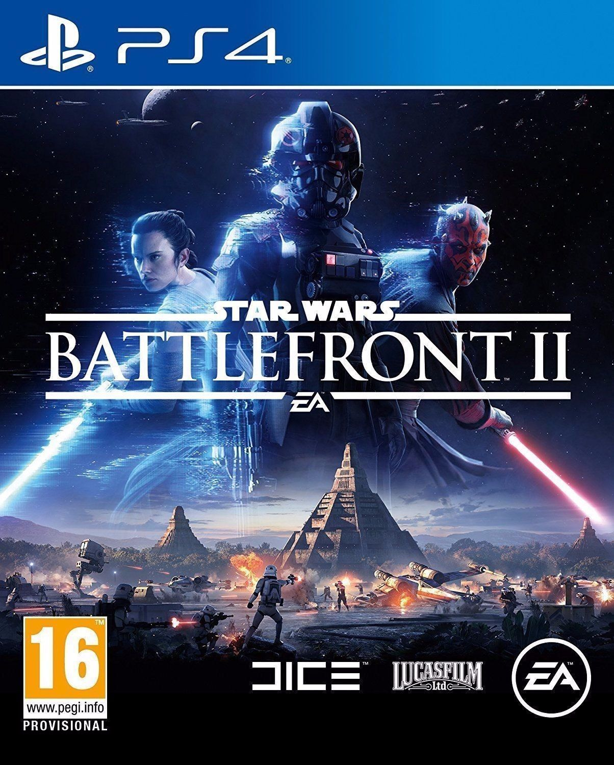 Battlefront 2 Star Wars PS4 Playstation Pre-Order Physical Copy UK Sealed