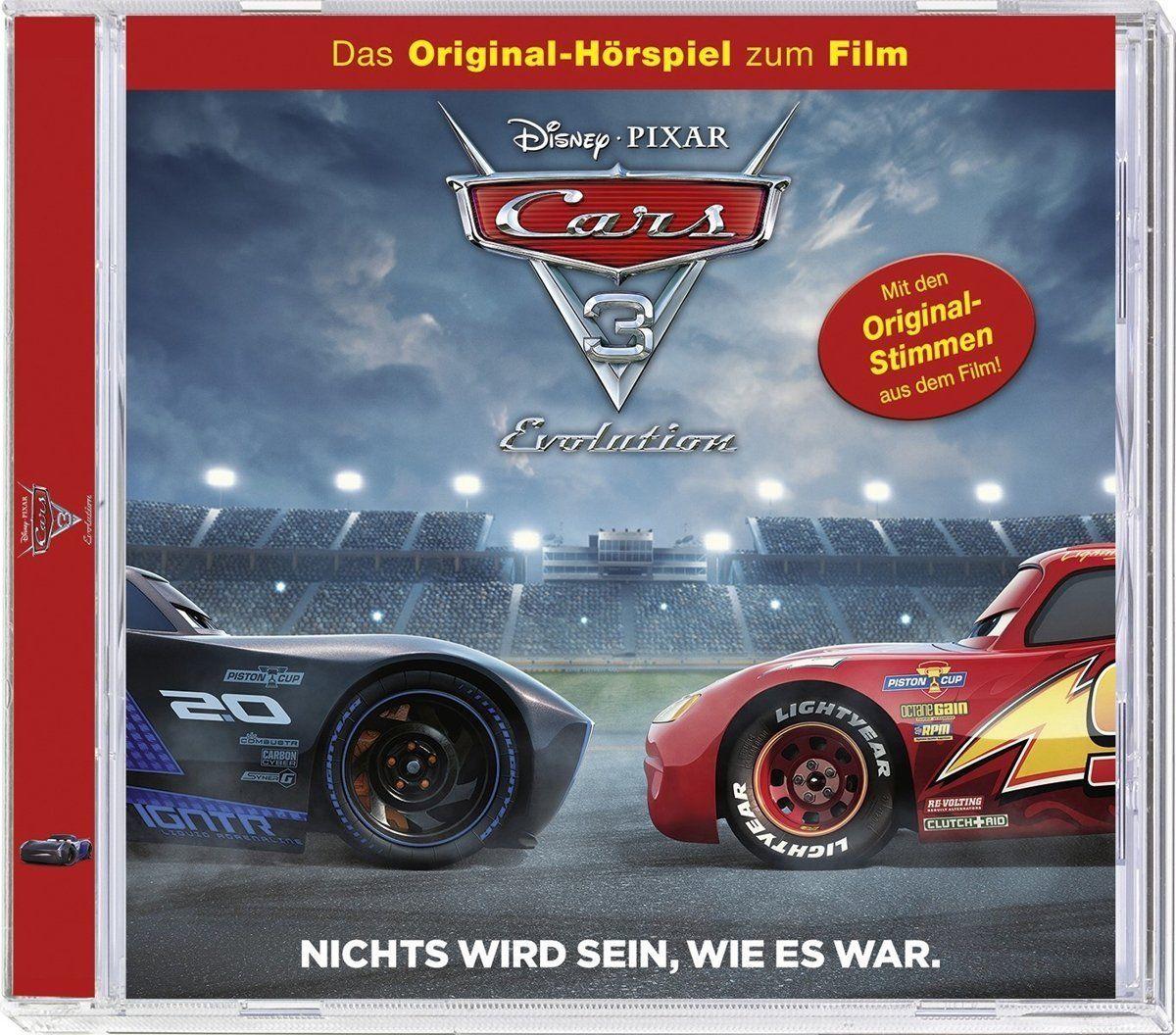 Cars 3: Evolution - Hörspiel zum Kinofilm - CD - *NEU*