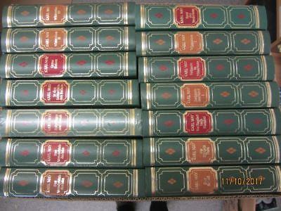 Karl May 42 Bücher Romane Western Westernromane Indianerromane