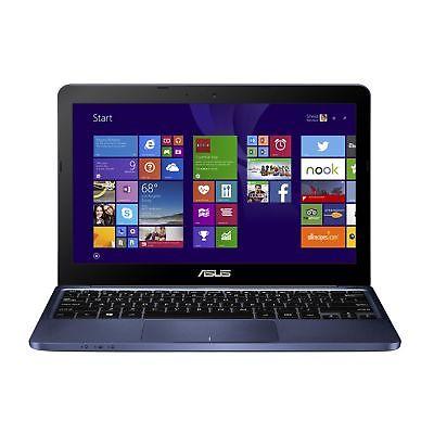 ASUS EeeBook X205TA   4 x 1,83 GHz (Turbo)   2GB RAM   32GB HDD   Windows 10