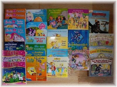 25x Pixie Bücher * Mini Bücher Konvolut Sammlung