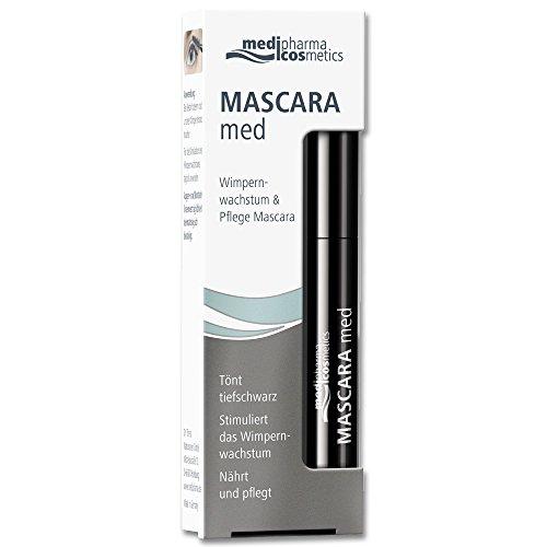 medipharma cosmetics Mascara Med, 5 ml