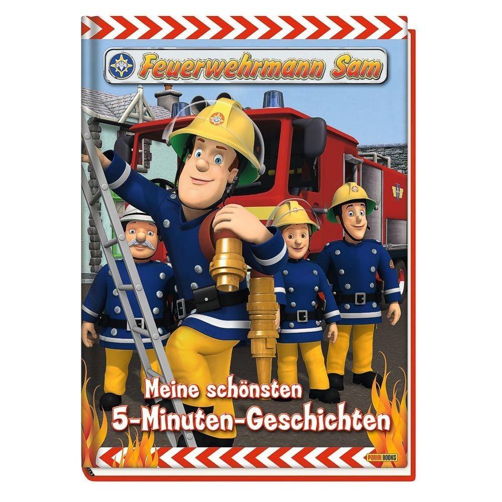 Feuerwehrmann Sam Buch - 5-Minuten-Geschichten