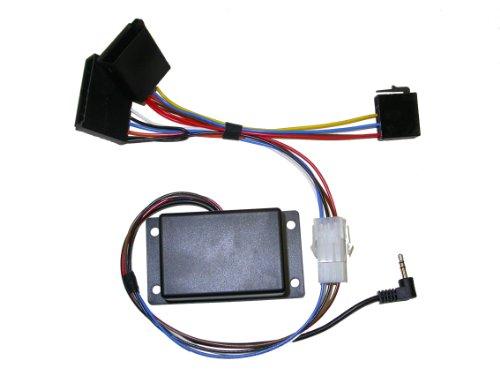 Pioneer Adapter für Lenkradfernbedienung bei Renault (alle mit seperatem Display) (ab Bj. 2005)