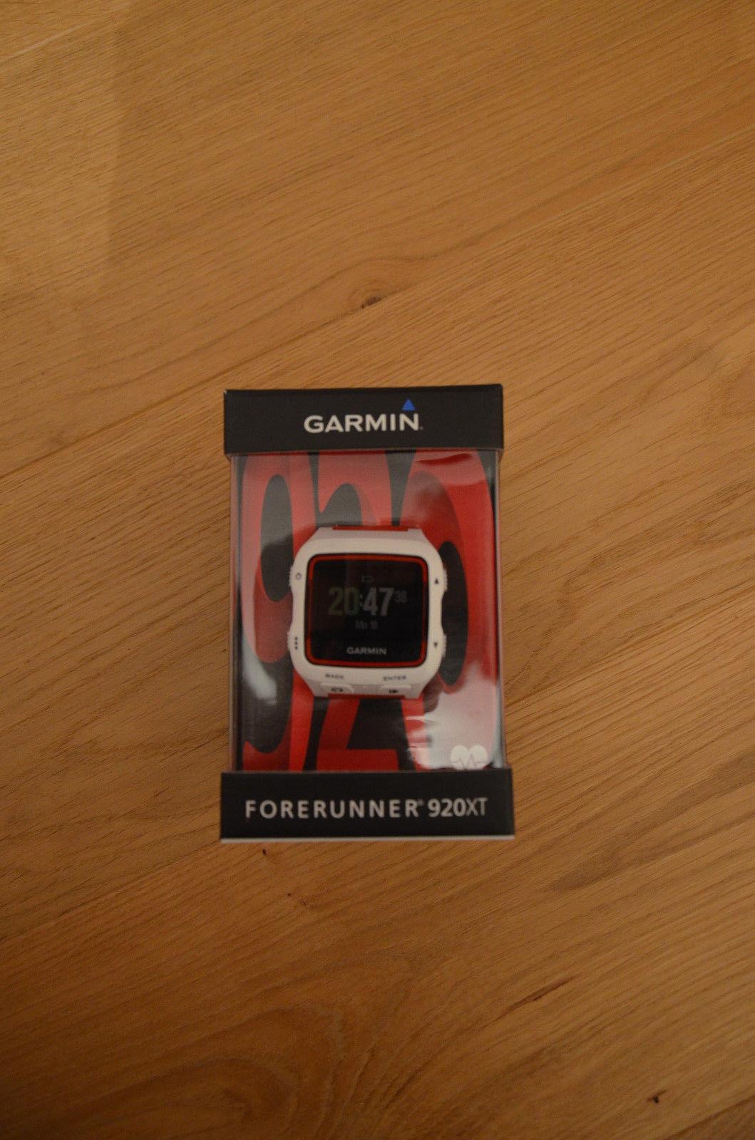 Garmin Forerunner 920XT - OVP