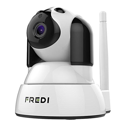 720P HD Wlan Wifi IP Kamera Überwachungskamera Hund Sicherheitskamera IP Cam Drathlos P2P Pantilt Bewegungsmelder 2 Weg Audio IR Nachtsicht für Baby Überwachung