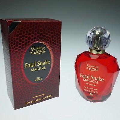CREATION LAMIS FATAL SNAKE MAGICAL FOR WOMEN EDP 100 ml VAPO
