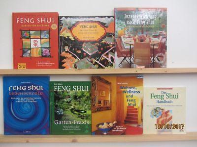 Feng Shui 27 Bücher Garten Inneneinrichtung Wohnen Wellness