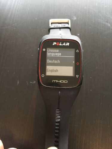 Polar M400 Mit Brustgurt