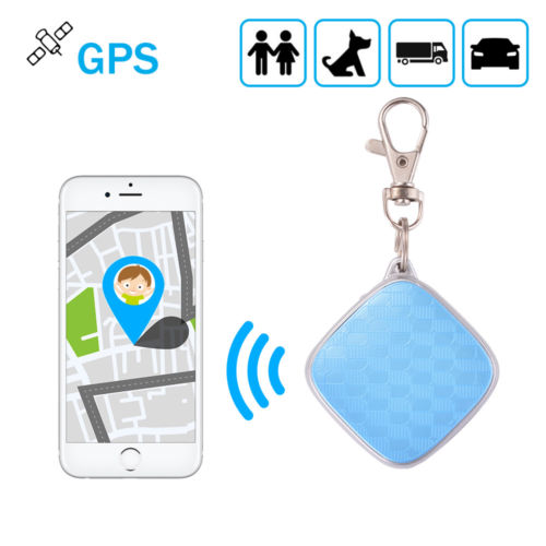 Mini GPS Tracker Real Time Locator Kid Car Personal SOS Tracking Device PS116