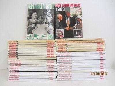 Das Jahr im Bild 37 Bücher Carlsen Verlag Jahreschroniken Jahrbücher