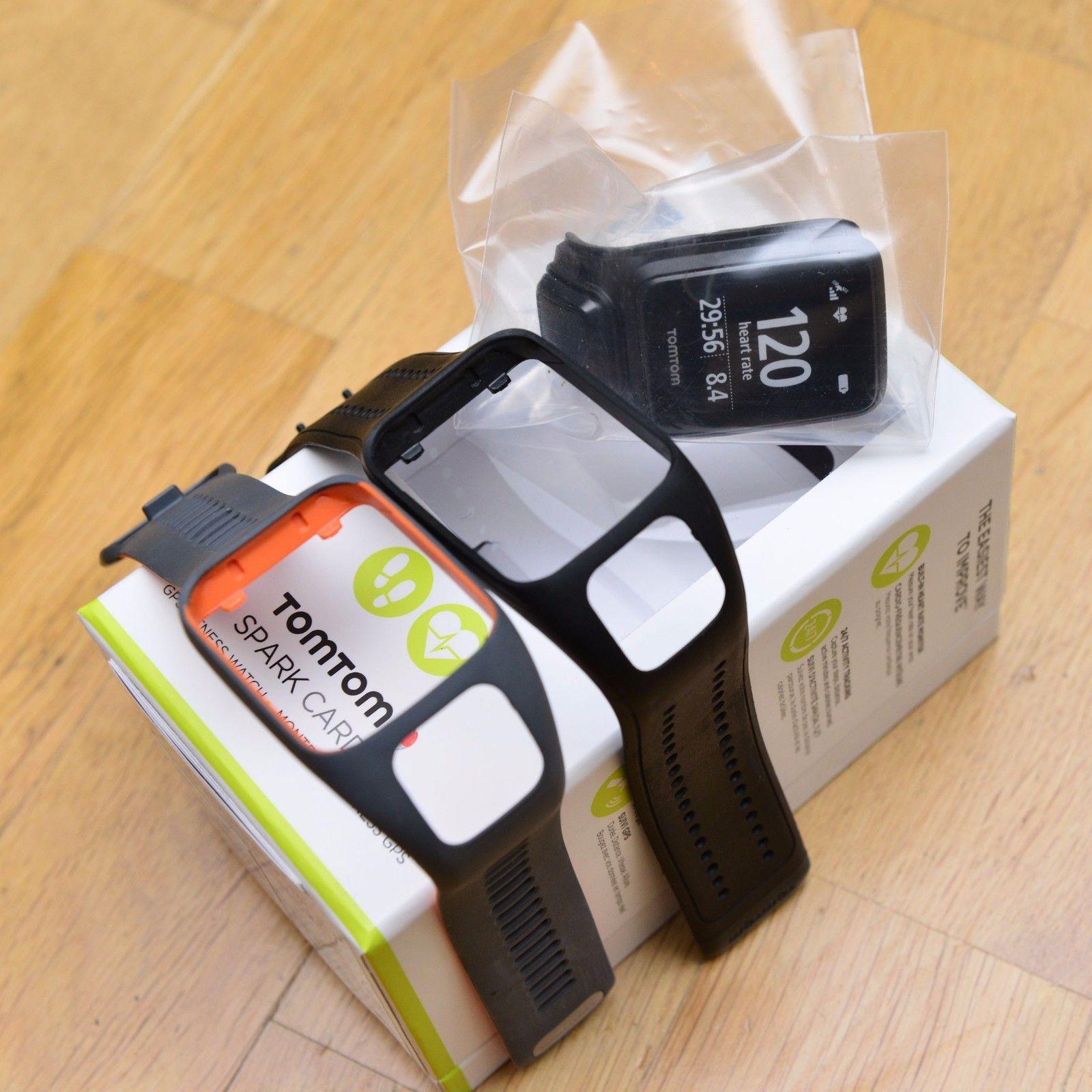 TomTom Spark Cardio GPS Fitness Watch