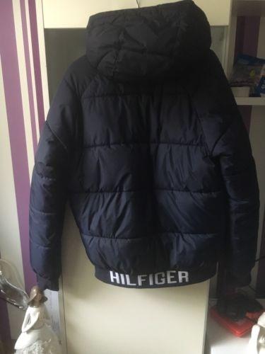 Tommy Hilfiger Winterjacke Daunen Gr. 164 Jungen