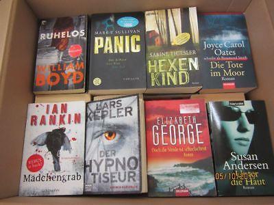 57 Bücher Romane Krimi Thriller Psychothriller  Top Titel Bestseller