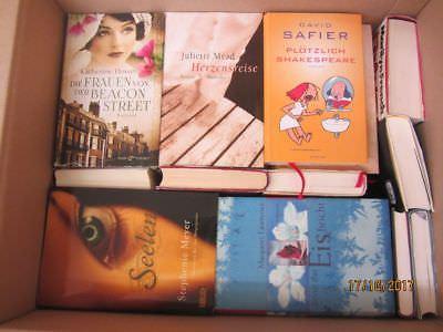 37 Bücher Romane Top Titel Bestseller Paket 1