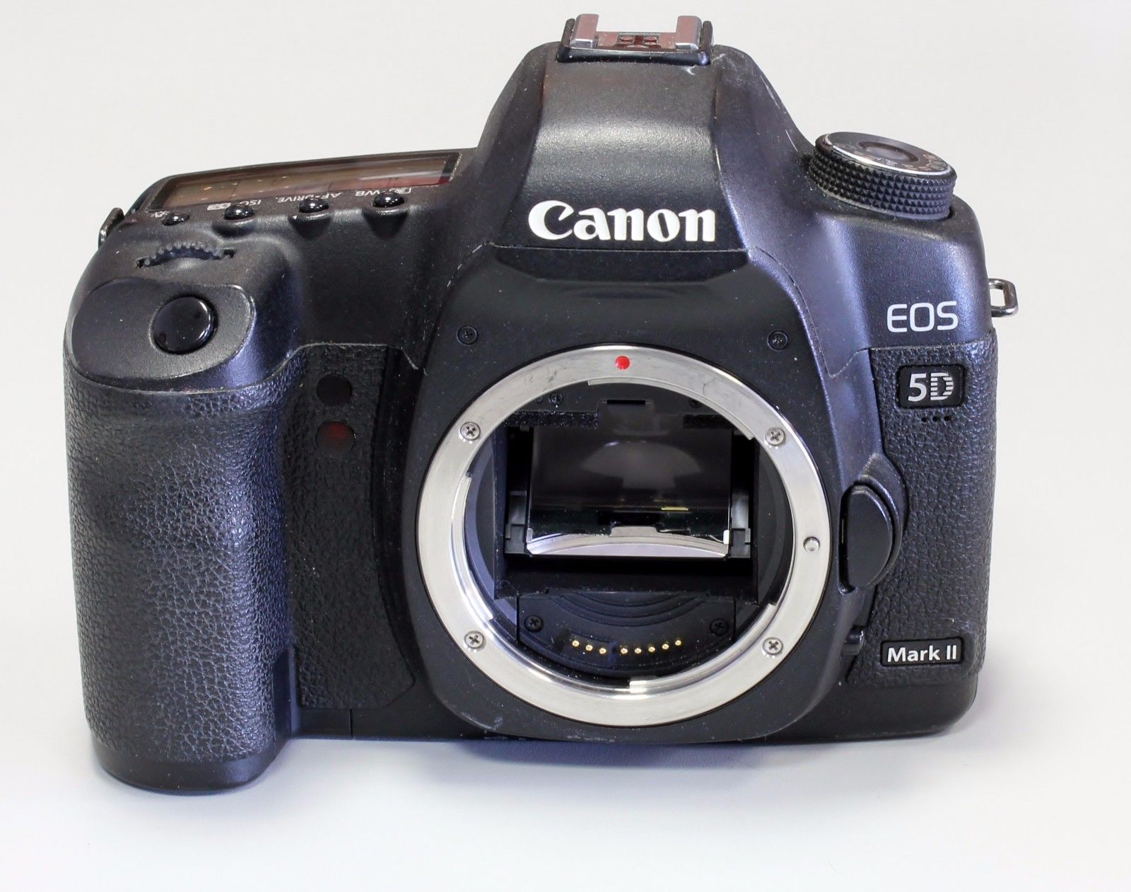 Canon EOS 5D II Gehäuse mit kleinem Defekt