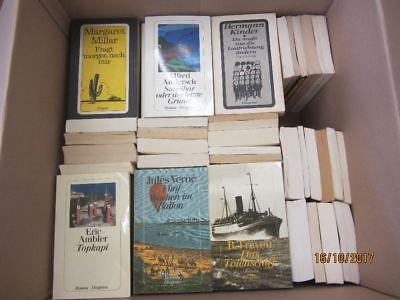 86 Bücher Taschenbücher Diogenes Verlag