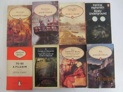 70 Bücher englische Taschenbücher Penguin Popular Classics Penguin Verlag