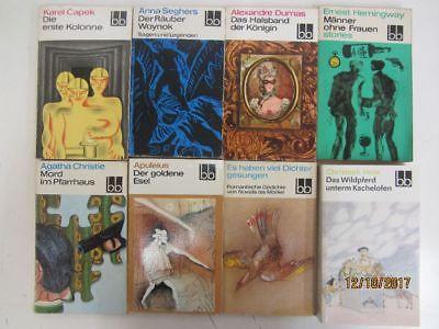 84 Bücher Taschenbücher Aufbau Verlag