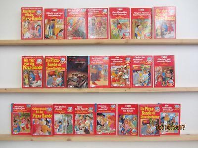 Pizza Bande 22 Bücher Kinderbücher Jugendbücher Jugendromane