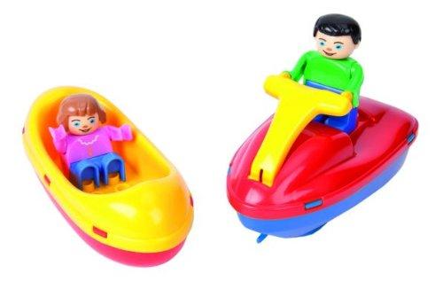 Big 800055108 Waterplay Fun Boat Set