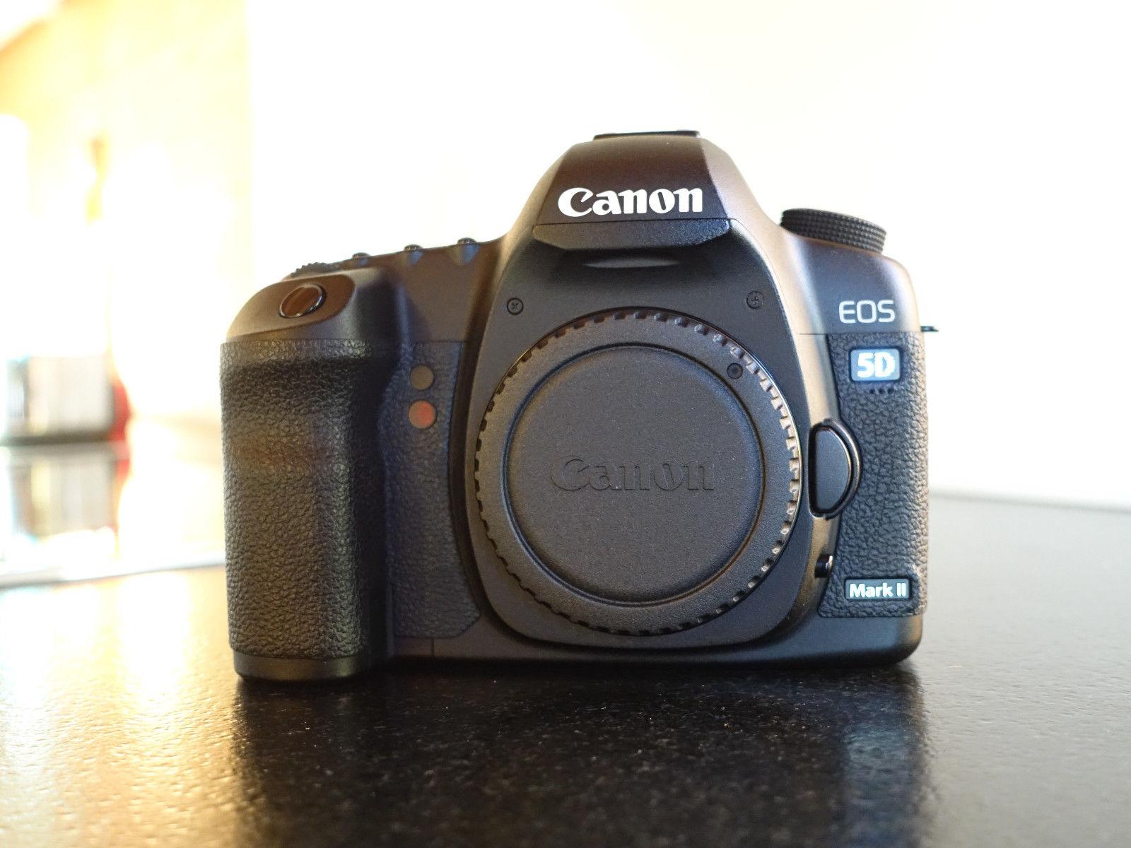 Canon EOS 5D Mark ii 2 MK 2 Gehäuse