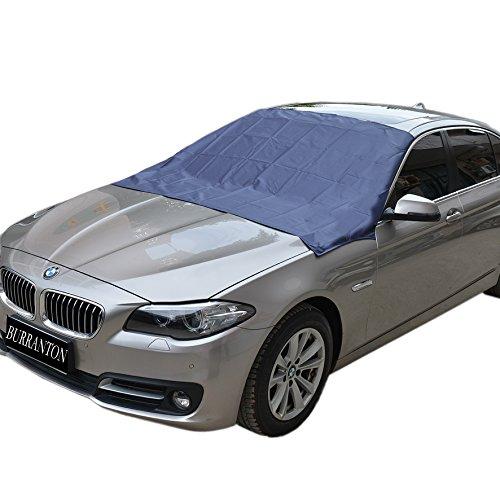 Frostabdeckung - Schneeschutztuch mit Magnet - der verlängerten Form ist für alle allgemeinen Automodelle, sowie SUV, Limousine, LKW geeignet Van with 65