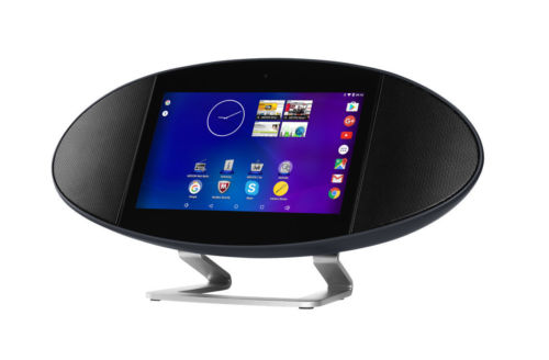 MEDION P7401 Media Base Touch Display 17,8cm/7