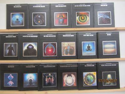 Geheimnisse des Unbekannten 17 Bücher Time Life Serie Mystik Unglaubliches