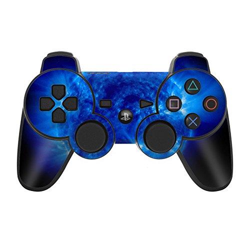Skins4u Playstation 3 Controller Skin Aufkleber Sticker Set - Blue Giant [PlayStation 3]