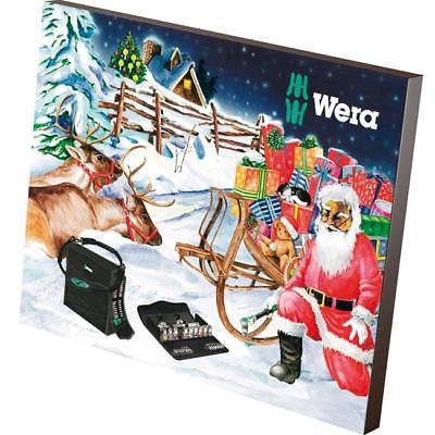 Wera Adventskalender 2017, Weihnachtskalender, Kraftform Micro Bit-Handhalter