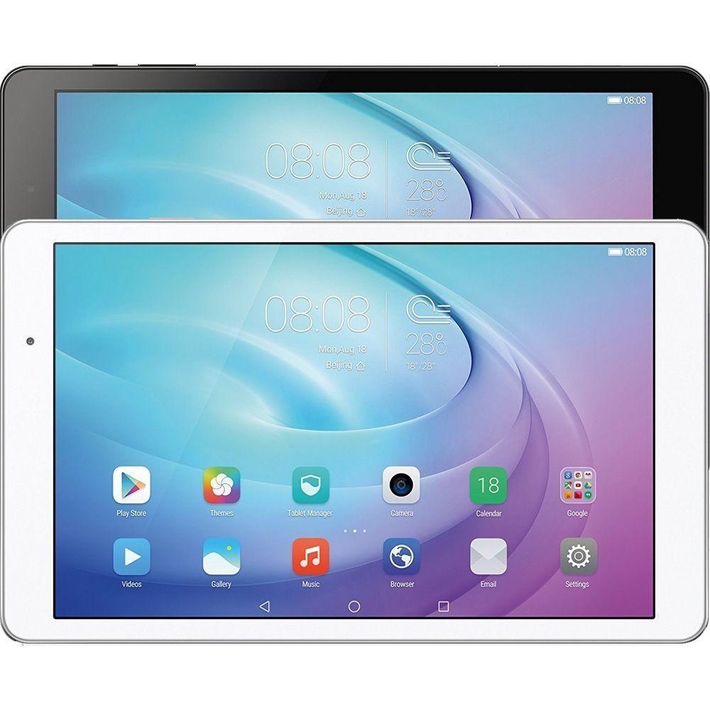 HUAWEI MEDIAPAD T2 10.0 PRO 16 GB 10,1 Zoll Tablet LTE Schwarz / Weiss  *NEU&OVP