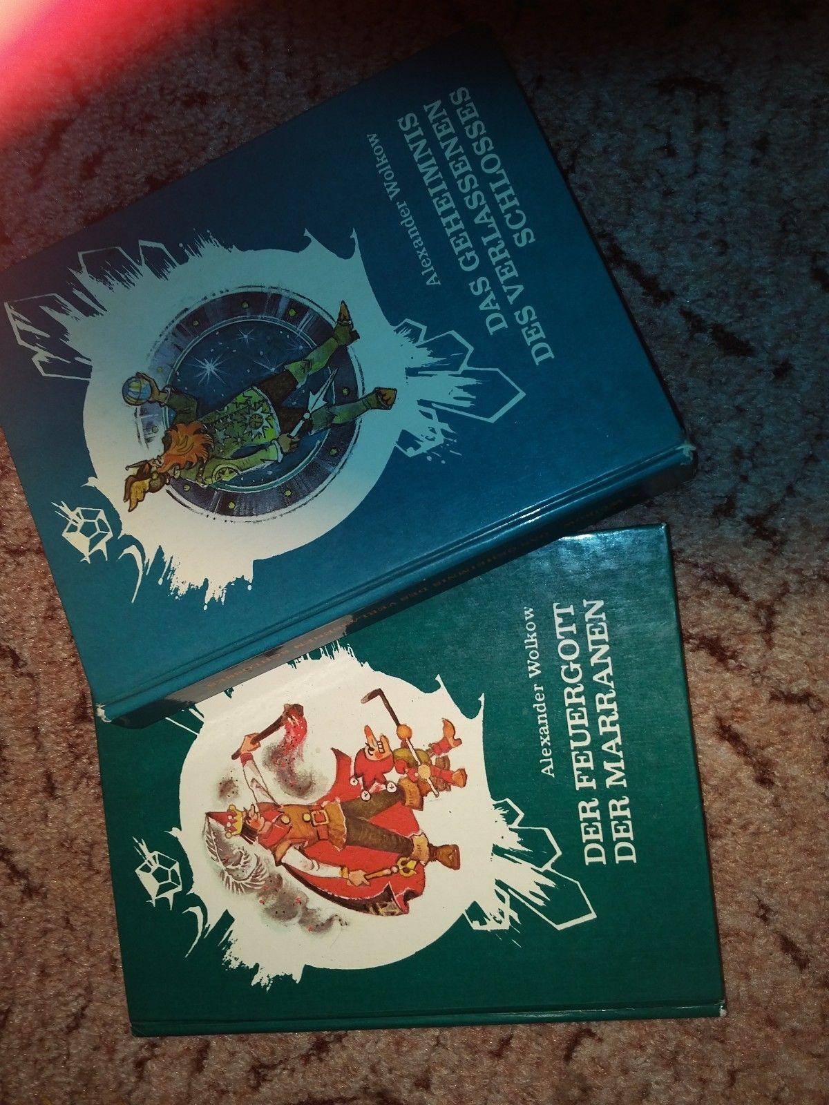 Kinderbücher , Alexander Wolkow, DDR