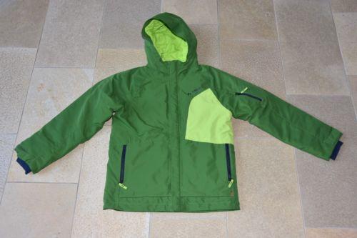 Vaude Boys Paul Jacke Winterjacke Skijacke Kinder Jungen Gr. 134/140 grün