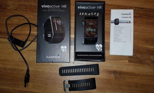 Garmin vivoactive hr mit GPS gebraucht