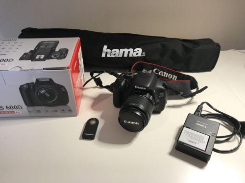 Canon EOS 600D Set