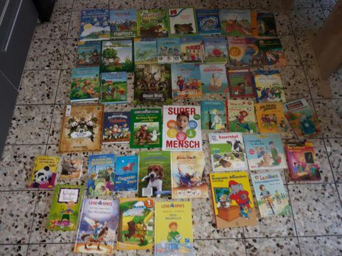 Kinderbücher Sammlung 46Stück Marken Bücher