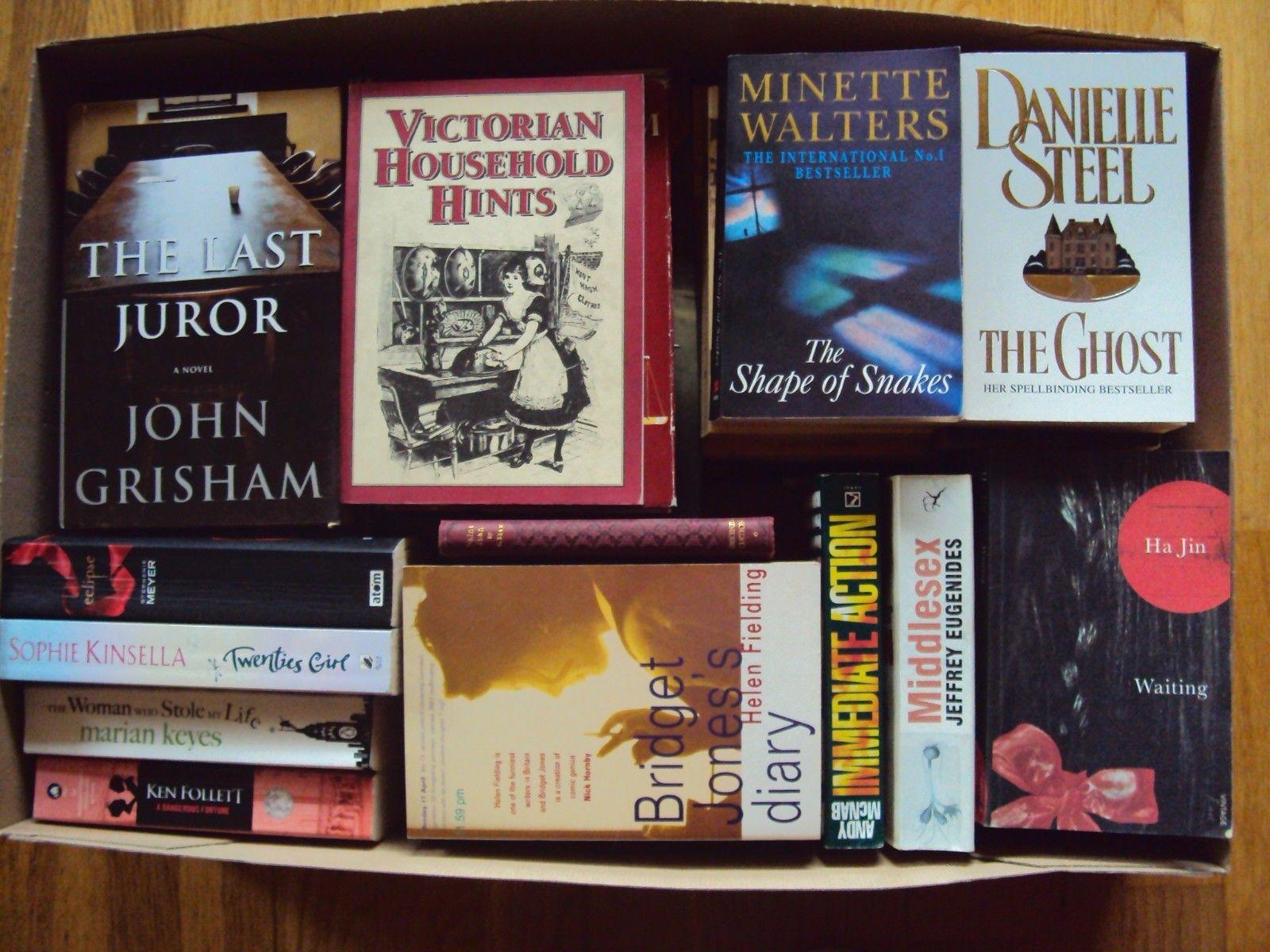 38 englische Bücher Bestseller Award-Winner Top-Titel Buchpaket englisch