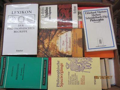 51 Bücher Philosophie Philosophen Descartes Aischylos u.a.