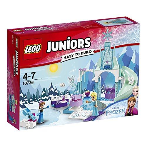 LEGO Juniors 10736 - Annas & Elsas Eisspielplatz