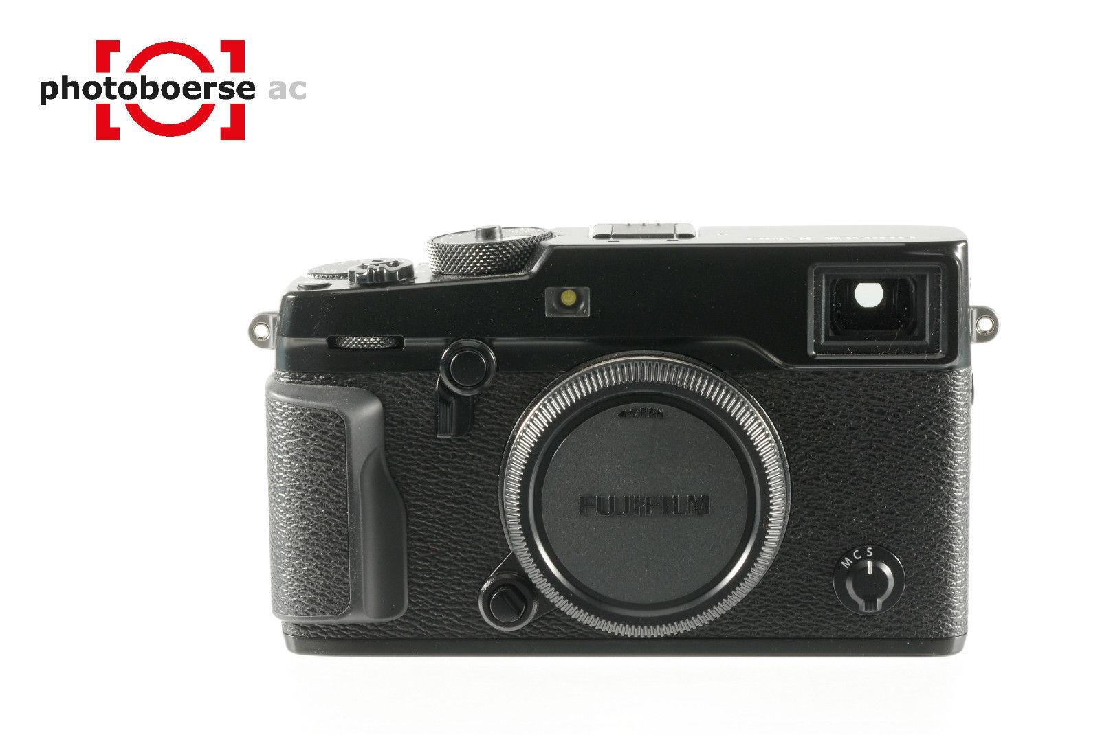 FUJIFILM X-Pro 2 schwarz