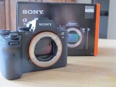 Sony Alpha A7 II Body NEU
