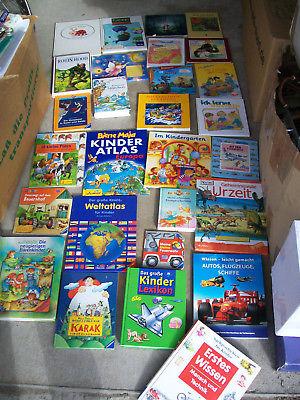 26x Baby Kinder Bücher Buchpaket Sammlung Bilderbücher Vorlesebücher ANSCHAUEN