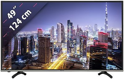 LED-Fernseher Hisense H49M3000 Ultra HD 4K USB Aufnahme DVB-T2HDSmart TV WLAN