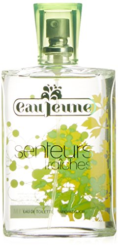 Eau Jeune Senteurs Fraiches Kölnisch Wasser für Damen, Grün, 75 ml