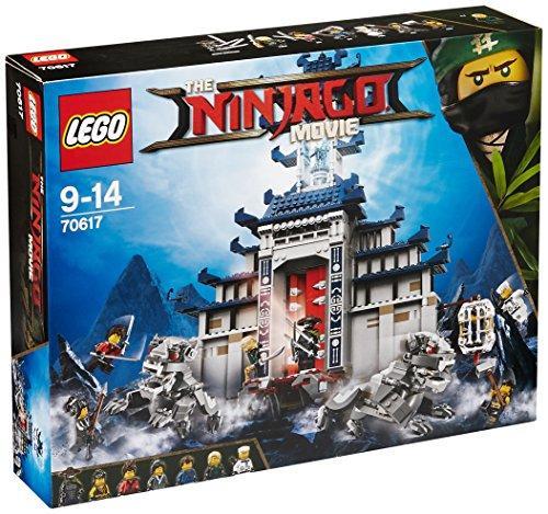 LEGO Ninjago 70617 - Ultimativ ultimatives Tempel-Versteck