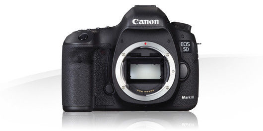Canon EOS 5D Mark III DSLR Kamera Body