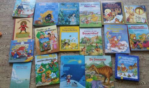 29 grosse kinderbücher eine bananenkiste sammlung paket