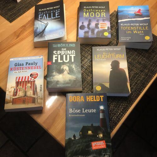 Bücherpaket Krimi