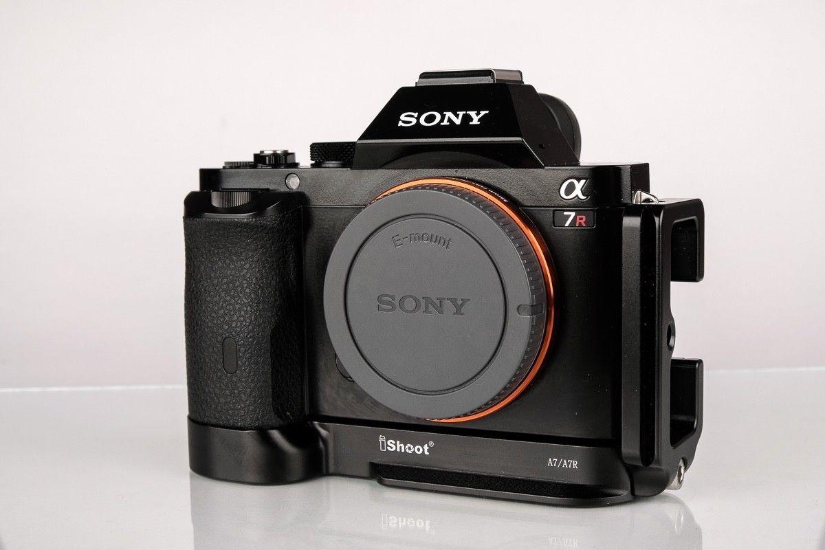 Sony Alpha A7R, inkl. L-Winkel, wie neu
